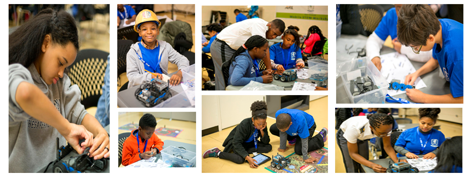 2016 West Point Mobile STEM Workshop to HOC youth